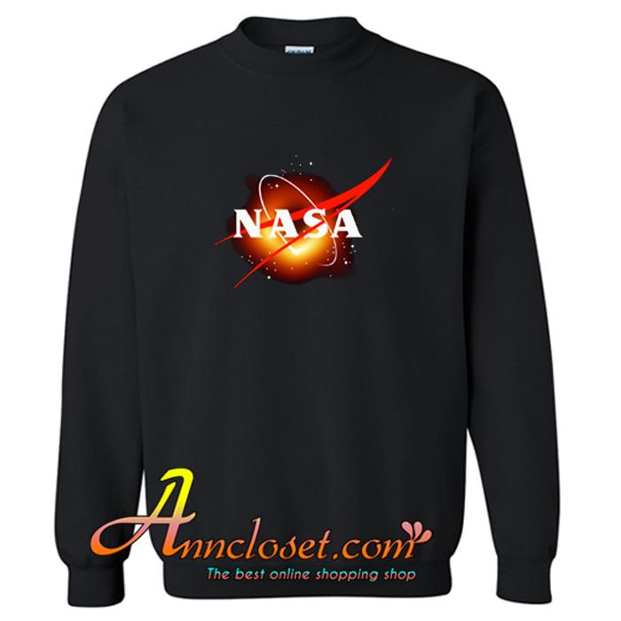 Nasa Cosmic Sweatshirt At