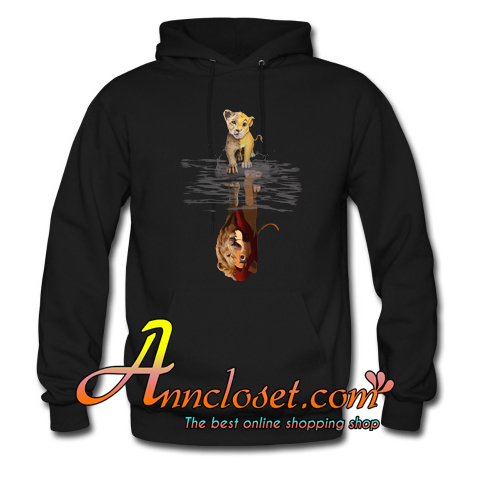 The Lion King Reflection Hoodie At