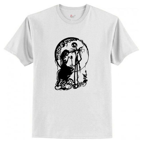 A Nightmare Before Christmas Men T Shirt At
