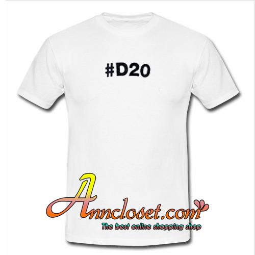 #D20 T-Shirt At