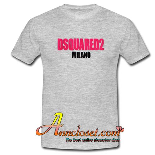 Dsquared Milano T-Shirt At