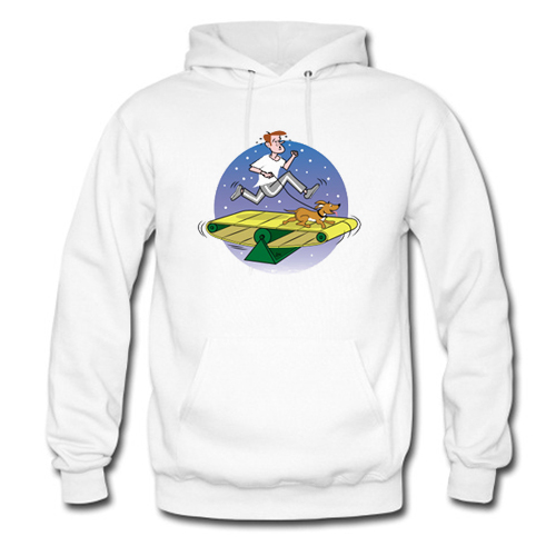 The Treadmill Hoodie At