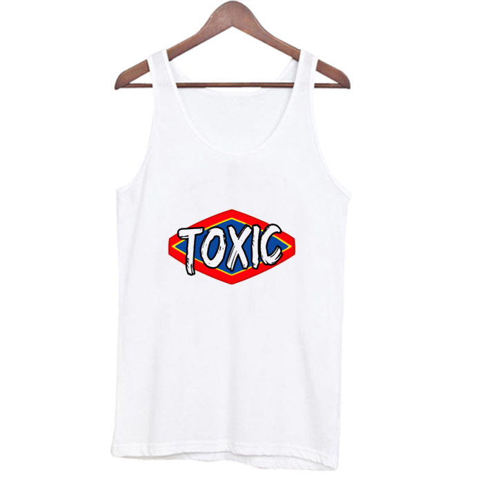 Toxic Tank Top At