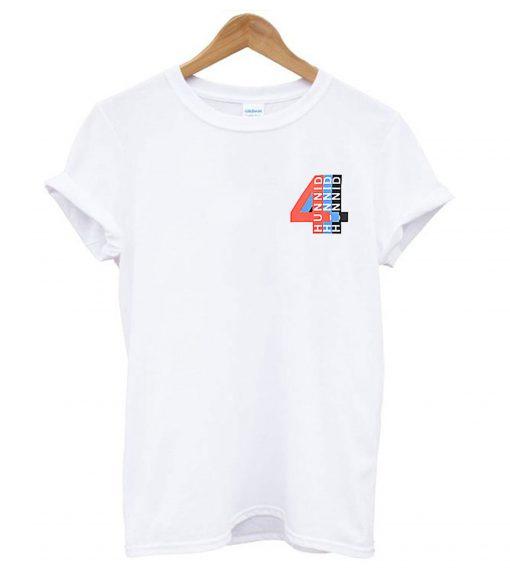 4Hunnid T shirt SFA