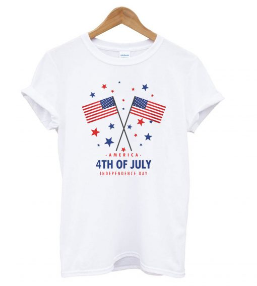 4th Of July Independence Day T shirt SFA