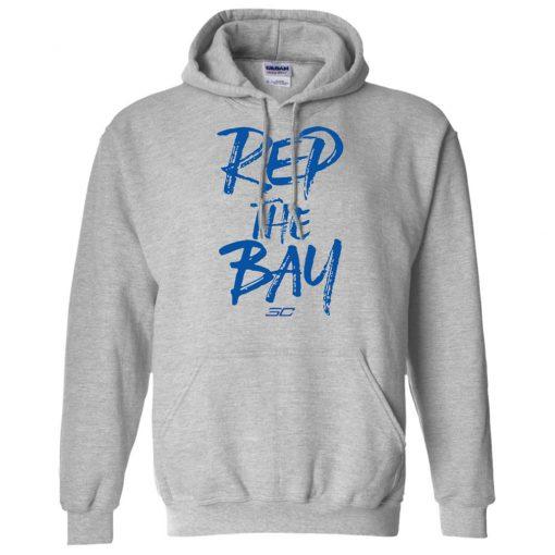 Rep The Bay – Stephen Curry Hoodie SFA
