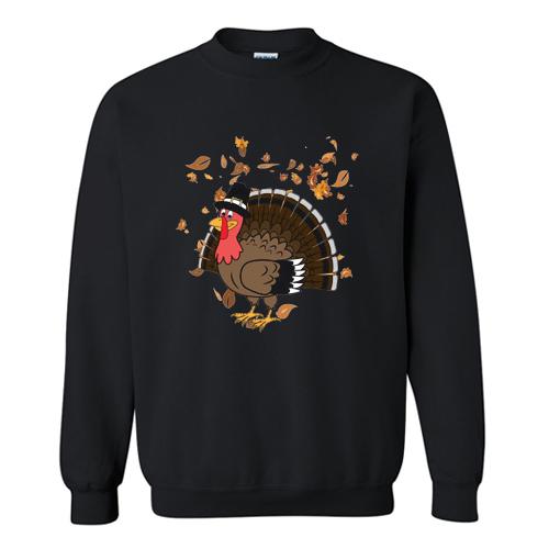 Thanksgiving Sweatshirt At
