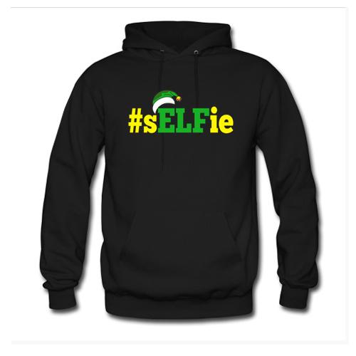 #sELFie Hoodie At