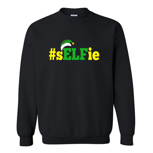 #sELFie Sweatshirt At