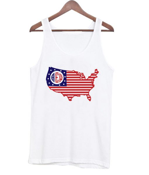 4th of July Tanktop SFA