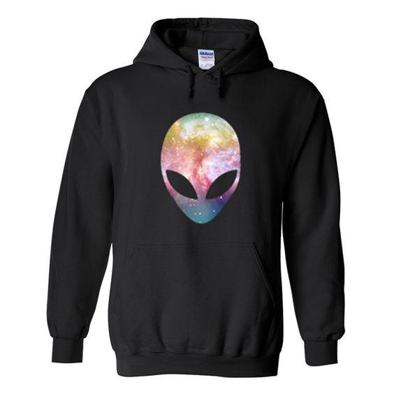 Alien Head Hoodie SFA