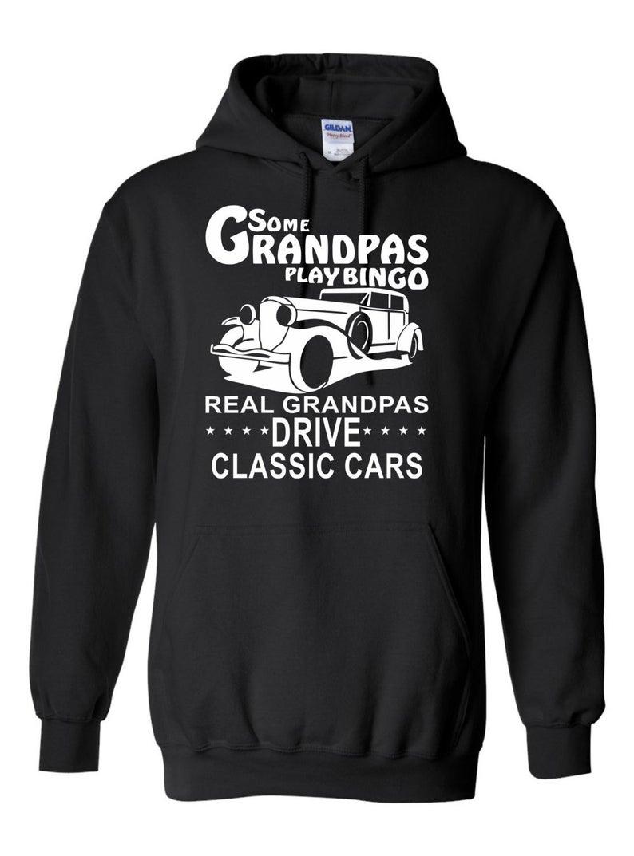 Real Grandpas Drive Classic Cars SFA