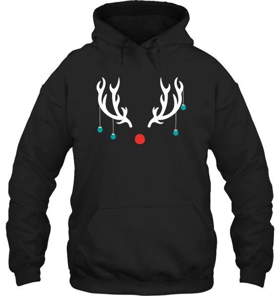 Reinderr Christmas Hoodie SFA
