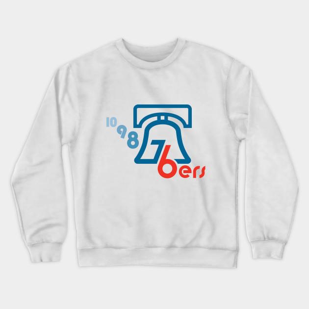 10-9-8-76ers – blue bell Sweatshirt SFA