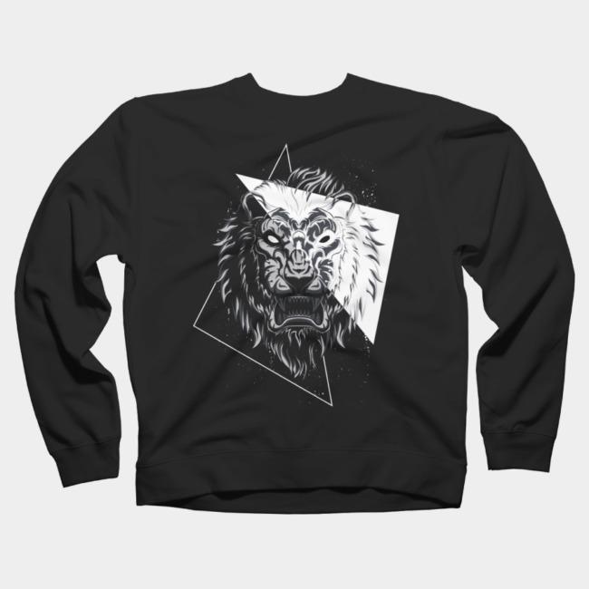 Galaxy Lion Sweatshirt SFA