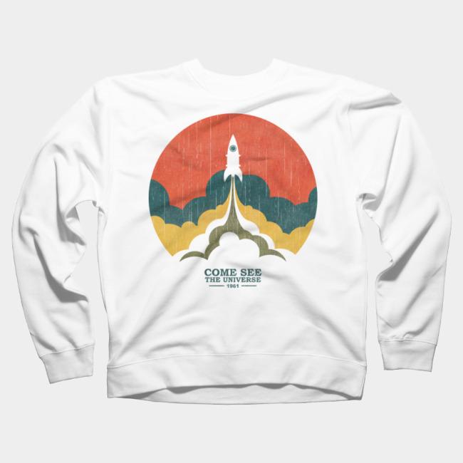 Up and Beyond Sweatshirt SFA