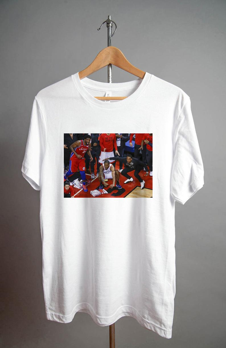 Kawhi Leonard Game Winner T Shirt NA
