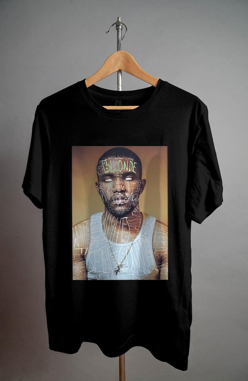 frank ocean art T Shirt NA