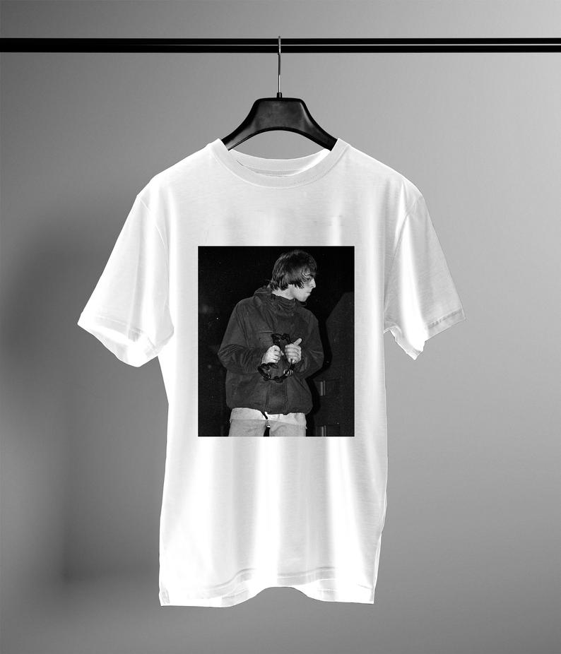 liam gallagher oasis t shirt NA