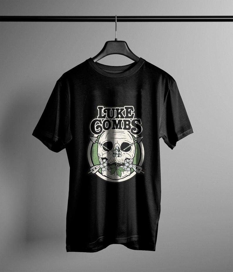luke combs t shirt NA