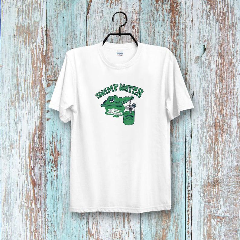 Alligator Swamp Water t shirt NA
