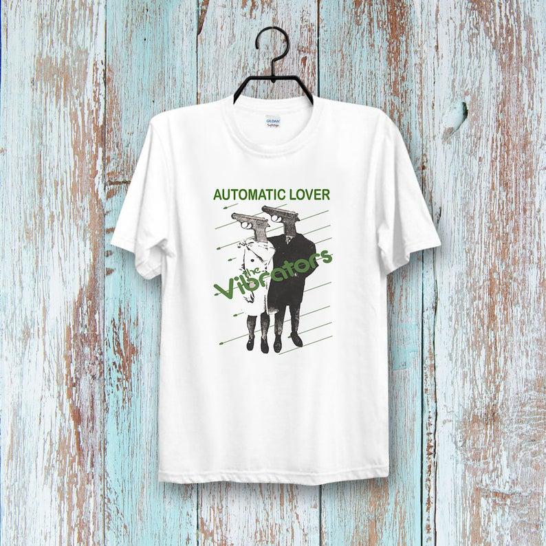 Automatic The Vibrators Lover t shirt NA