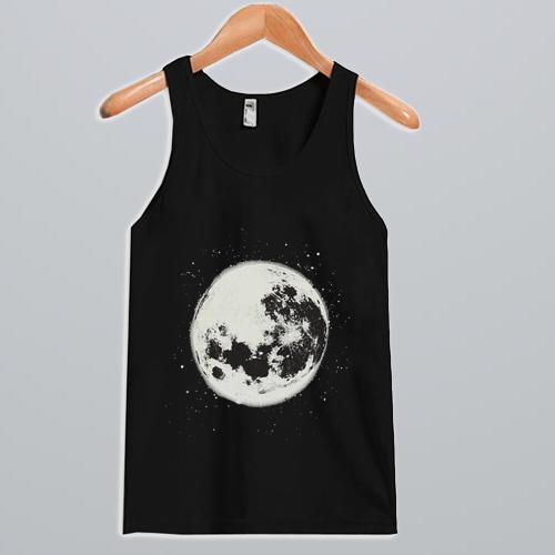 Full Moon Lunar Tank Top NA
