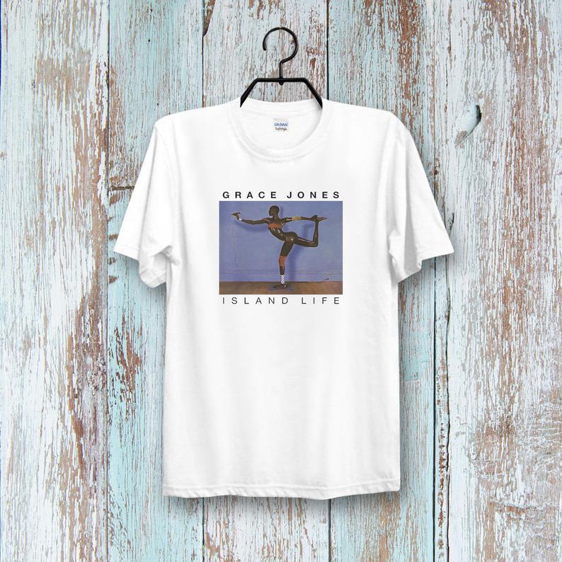 Grace Jones t shirt NA